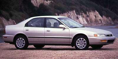 Used 1997  Honda Accord Sedan 4d LX AT at VA Cars of Tri-Cities near Hopewell, VA
