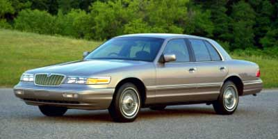 1997 Mercury Grand Marquis  for Sale 			 				- 16590A  			- C & S Car Company