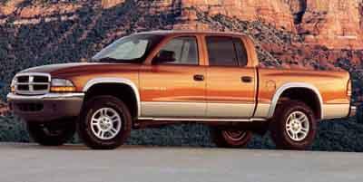 2001 Dodge Dakota QUAD 4WD Quad Cab  - 123290D