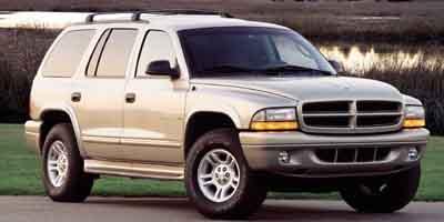 2001 Dodge Durango  - 1F612089T