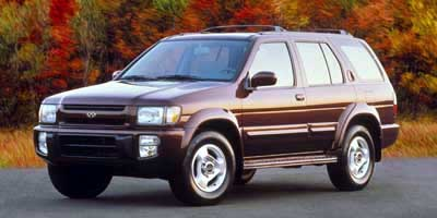 1997 Infiniti QX4 4WD for Sale  - 9095  - Country Auto