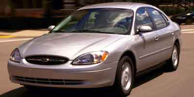 2002 Ford Taurus SE  for Sale  - 11179  - Pearcy Auto Sales