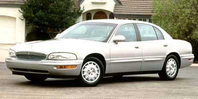 Used 1998  Buick Park Avenue 4d Sedan at VA Cars of Tri-Cities near Hopewell, VA