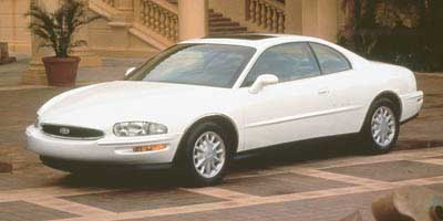 Used 1998  Buick Riviera 2d Coupe at Credit Now Auto Inc near Huntsville, AL