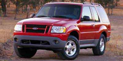 2001 Ford Explorer Sport   for Sale  - R3802A  - Fiesta Motors