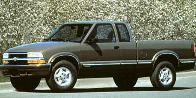 1998 Chevrolet S10  - Dynamite Auto Sales