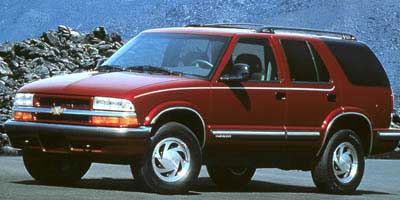 1998 Chevrolet Blazer  for Sale 			 				- R16658A  			- C & S Car Company