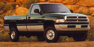 1998 Dodge Ram 2500 4WD Regular Cab  - 102375