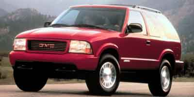Used 2001  GMC Jimmy 2d SUV RWD SLS at Auto Finance King near Taylor, MI