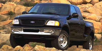 Used 1998  Ford F150 4WD Supercab XL at Edd Kirby's Adventure Mitsubishi near Chattanooga, TN