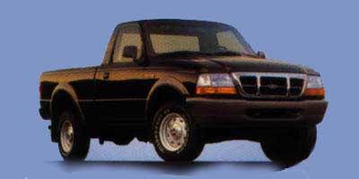 1998 Ford Ranger 4WD Regular Cab  - 12256