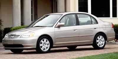 2001 Honda Civic  - Fiesta Motors