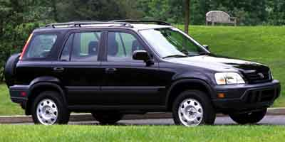 2001 Honda CR-V LX 2WD  for Sale  - R4738A  - Fiesta Motors