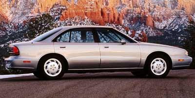 1998 Oldsmobile 88 LS  - 20258