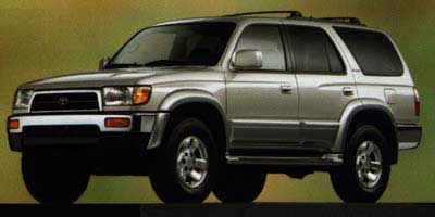 1998 Toyota 4Runner Limited  for Sale  - K064965  - Broadway Auto Group - Oklahoma