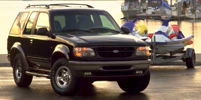 Used 1998  Ford Explorer 4d SUV 2WD Limited at Camacho Mitsubishi near Palmdale, CA