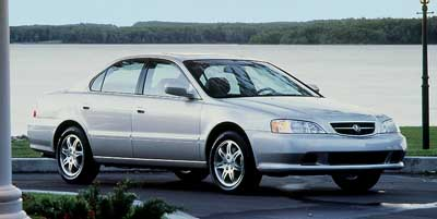 Used 1999  Acura TL 4d Sedan at car country near harrison, OH