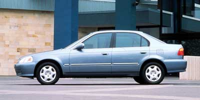 1999 Honda Civic  - MCCJ Auto Group