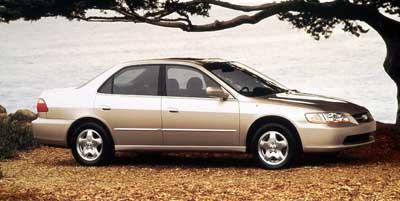 Used 1999  Honda Accord Sedan 4d EX ULEV at Midwest Auto Sales, Inc. near Ottumwa, IA