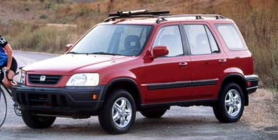 Used 1999  Honda CR-V 4d SUV 4WD EX MT at Car Country near Aurora, IN