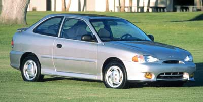 1999 Hyundai Accent  for Sale  - SB9005B  - C & S Car Company