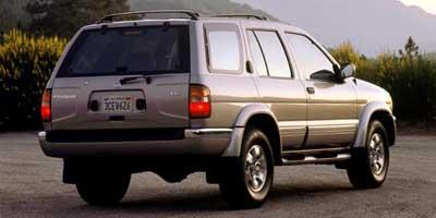 1999 Nissan Pathfinder LE  for Sale  - 19019  - Dynamite Auto Sales