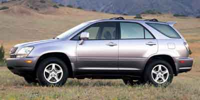2001 Lexus RX 300   for Sale  - R5452A  - Fiesta Motors