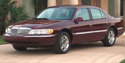 2001 Lincoln Continental   for Sale  - R5225A  - Fiesta Motors