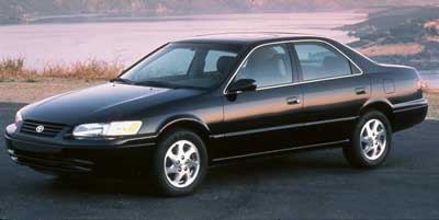 Used 1999  Toyota Camry 4d Sedan CE AT at car country near harrison, OH
