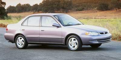 1999 Toyota Corolla LE Sedan 4D  for Sale  - IA735T  - Okaz Motors