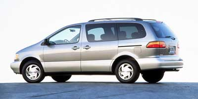 1999 Toyota Sienna LE  - 101529