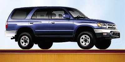 Used 1999  Toyota 4Runner 4d SUV RWD SR5 at Mattingly Motors near Metairie, LA
