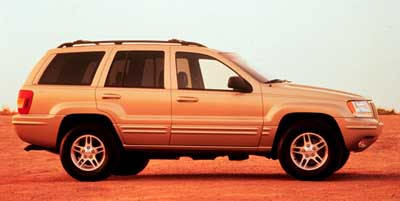 1999 Jeep Grand Cherokee LIMITED 4WD  - 101707