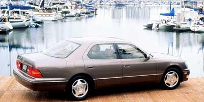 Used 1999  Lexus LS400 4d Sedan at Kroll Auto Sales near Marion, IA