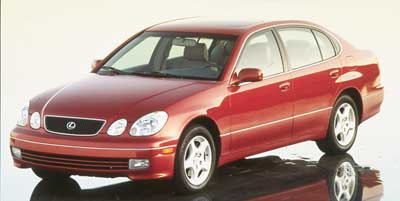 Used 1999  Lexus GS300 4d Sedan at Edd Kirby's Adventure Mitsubishi near Chattanooga, TN