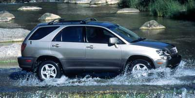 1999 Lexus RX 300 Luxury SUV 300  for Sale  - 7449A  - Egolf Motors