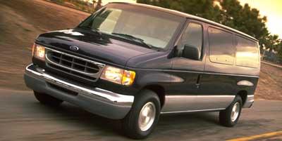 1999 Ford Econoline  - Dynamite Auto Sales