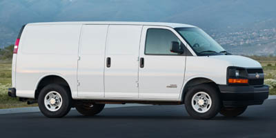 "Used 2006  Chevrolet Express Cargo Van 1500 135"" WB RWD at Rose Automotive near Hamilton, OH"