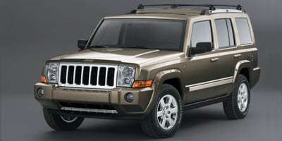 Pre-Owned 2006 JEEP COMMANDER Sport Util