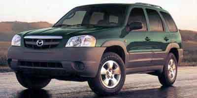 2001 Mazda Tribute  - C & S Car Company