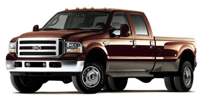 Used 2005  Ford F350 4WD Crew Cab Lariat DRW at Pensacola Auto Brokers Truck Center near Pensacola, FL