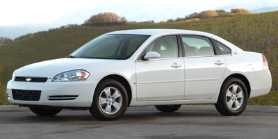 Pre-Owned 2006 CHEVROLET IMPALA LT Sedan 4