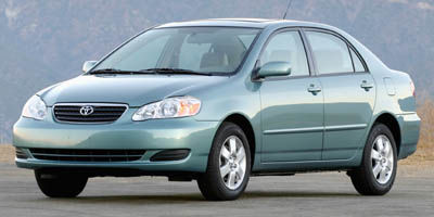 2005 Toyota Corolla  - Fiesta Motors