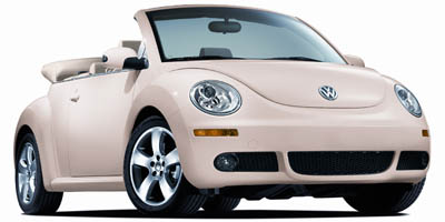 2006 Volkswagen New Beetle Convertible for Sale  - 20059  - Dynamite Auto Sales