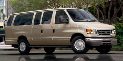 Used 2006  Ford Econoline Wagon E350 Ext Wagon Super XL at Estle Auto Mart near Hamler, OH