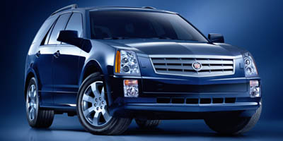 2006 Cadillac SRX  - Fiesta Motors