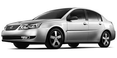 Pre-Owned 2006 SATURN ION 3 Sedan 4D