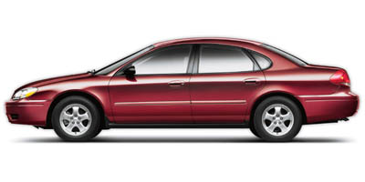 Pre-Owned 2007 FORD TAURUS SEL Sedan