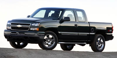 "Used 2006  Chevrolet Silverado 1500 Ext Cab 143.5"" WB 2WD LS at Action Auto Group near Oxford, MS"