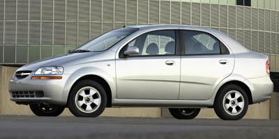 Pre-Owned 2006 CHEVROLET AVEO LS Sedan 4
